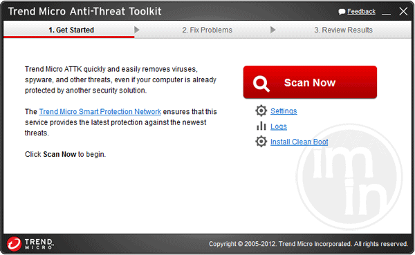 Anti-Threat Toolkit GUI
