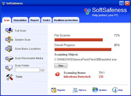 SoftSafeness