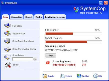 SystemCop image