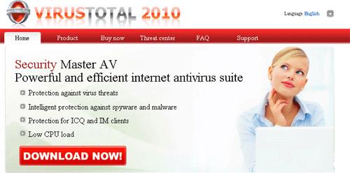 Virus Total 2010