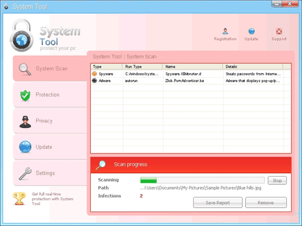 System Tool 2011 Image