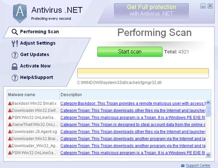 Antivirus .NET Image