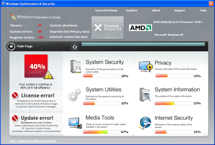Windows Security & Control Image