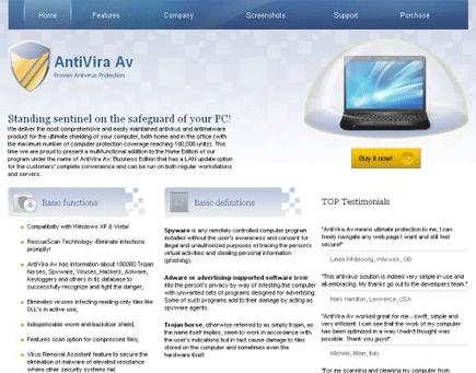 AntiVira AV Image