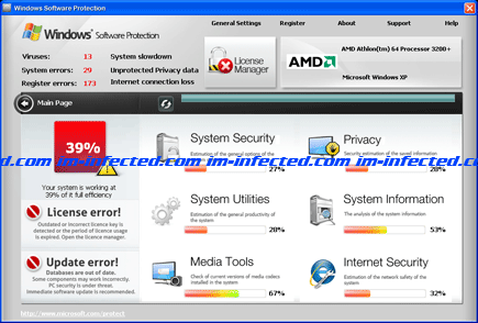 Windows Software Protection Image