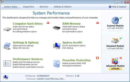 Windows Startup Repair Scanner