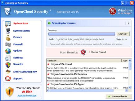 OpenCloud Security