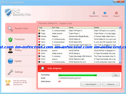 PC Security Pro Scanner