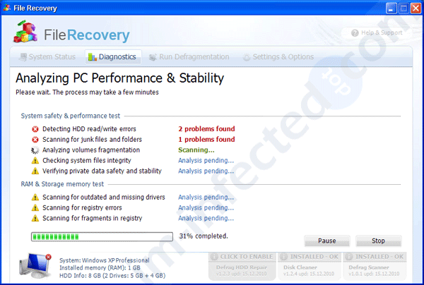 Fake File Recovery