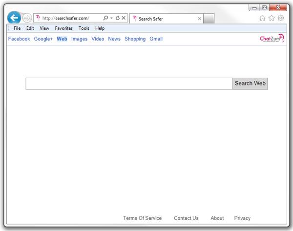 Searchsafer.com alias Search Safer