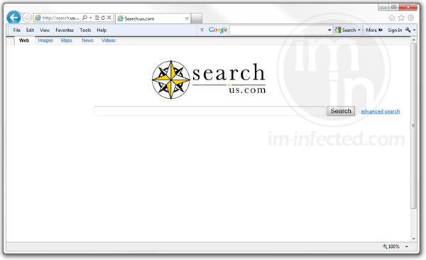 Search Us.com Hijacker