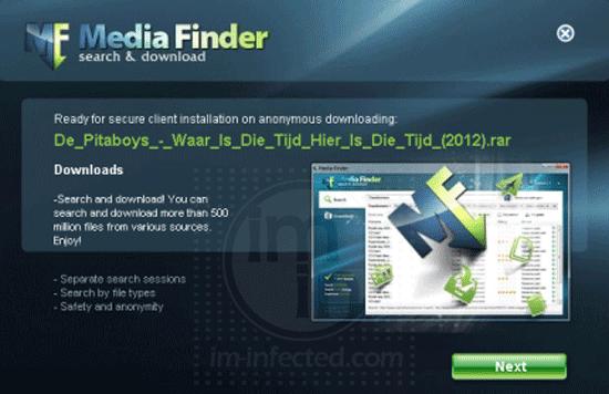 Media Finder