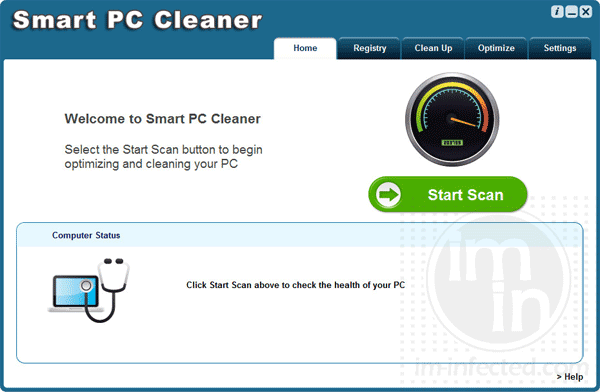 Smart PC Cleaner Scan