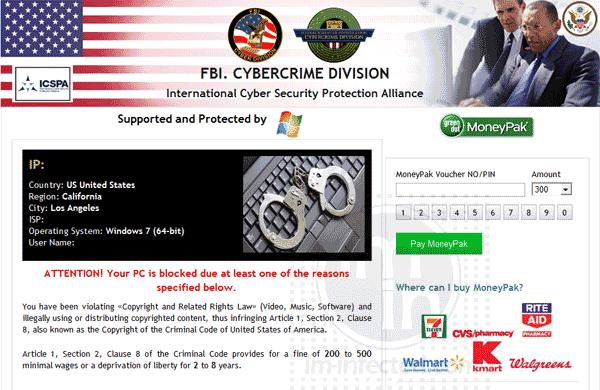 FBI Cybercrime Division