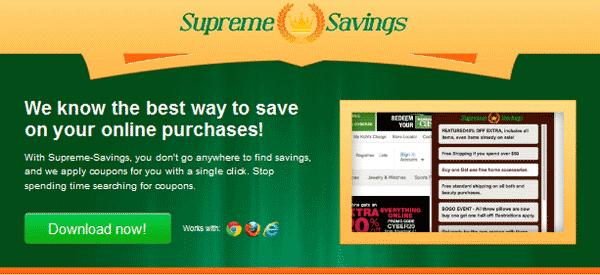 Supreme Savings