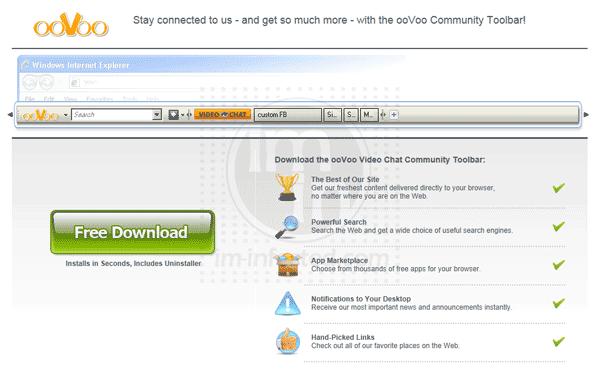 Uninstall ooVoo Toolbar - VirusPup
