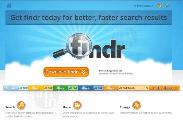 Findr Adware
