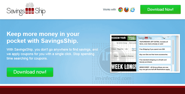 SavingsShip by 215Apps