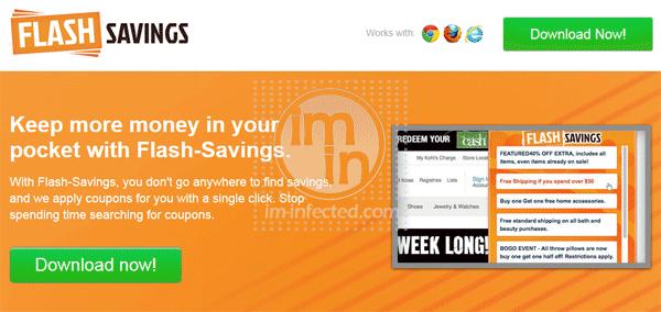 Flash-Savings