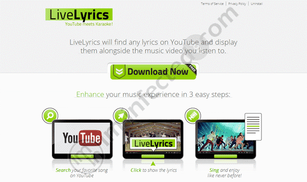 LiveLyrics