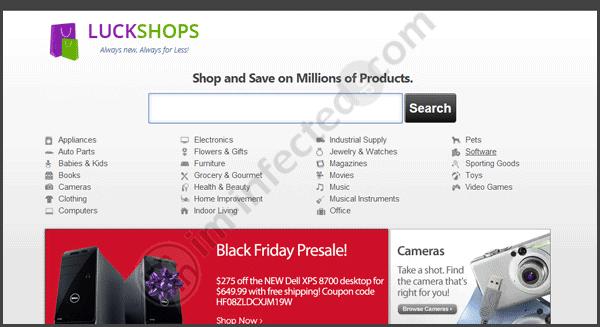 luckshops.com