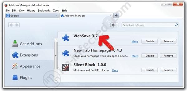 WebSave 3.7