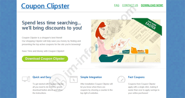Coupon Clipster