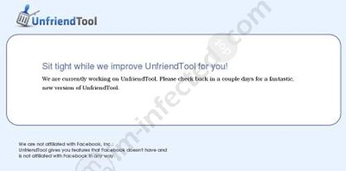 UnfriendTool