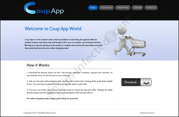Coup App