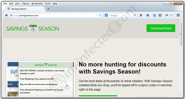 Savings Season