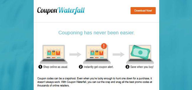 Coupon WaterFall