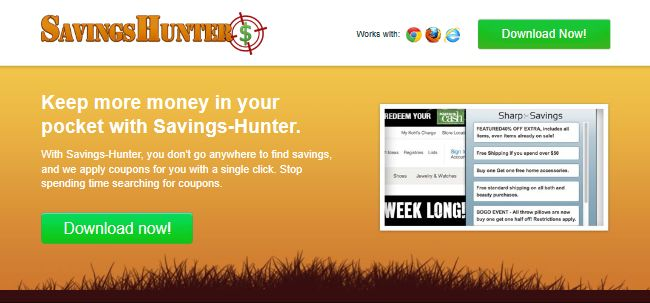 Savings Hunter