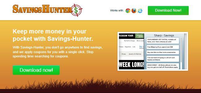 Savings Hunter