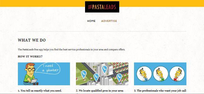 PastaLeads