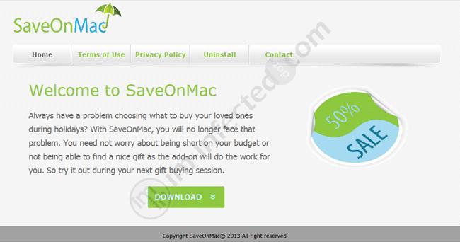 SaveOnMac