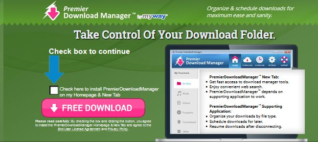 Premier Download Manager