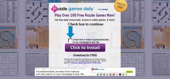Puzzle Games Daily