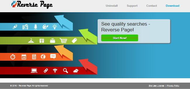 Reverse Page