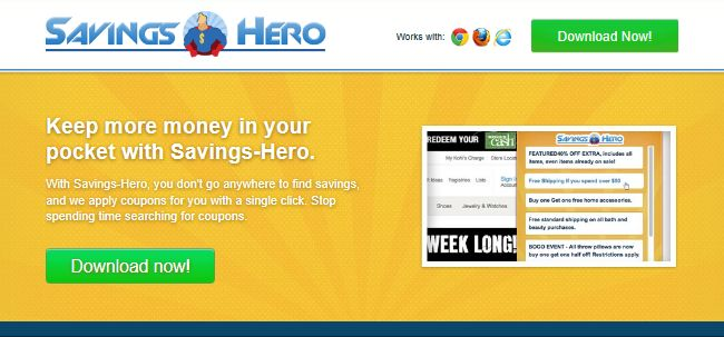 Savings Hero