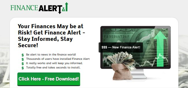 Finance Alert