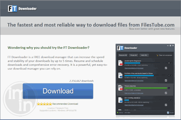 FT Downloader