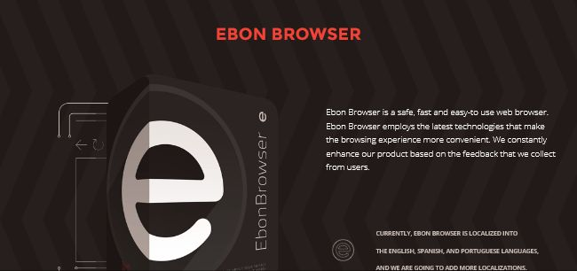 Ebon Browser