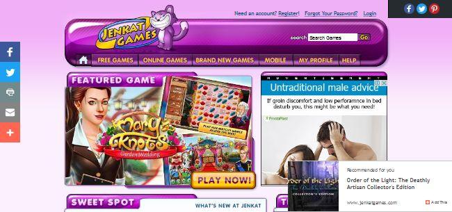 Jenkat Games Arcade Plus