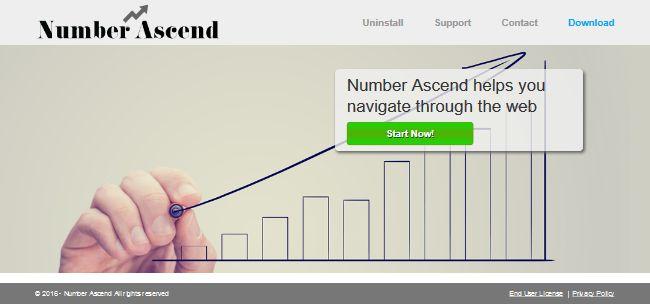 Number Ascend
