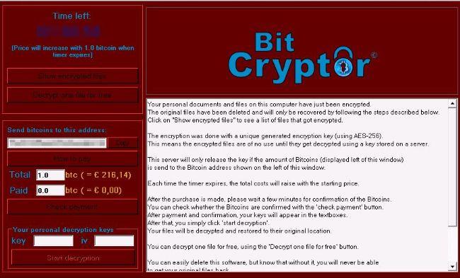 Bit Cryptor