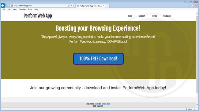 PerformWeb App