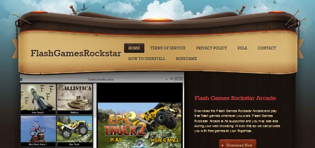 FlashGamesRockstar