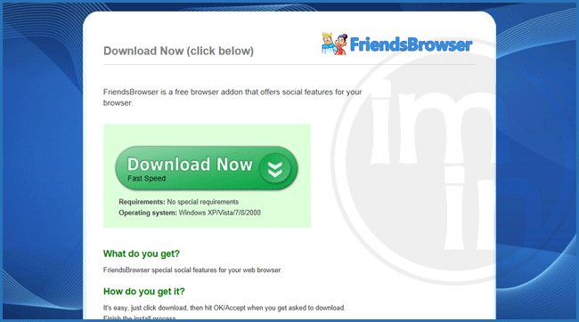 FriendsBrowser
