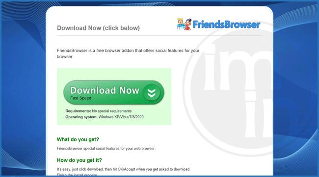 FriendsBrowser