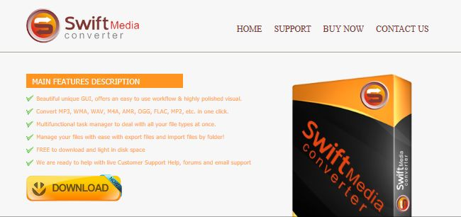 Swift Media Converter